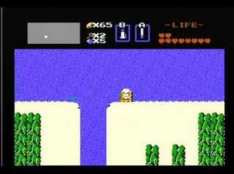 Legend Of Zelda Nes Walkthrough Part 05 Youtube