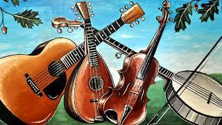 Happy Funny Bluegrass Banjo (Royalty Free Background Music)