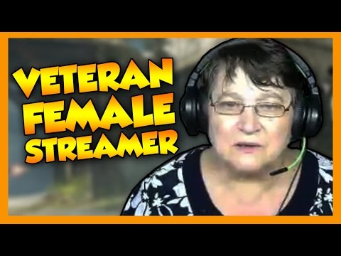 Veteran Female Streamer