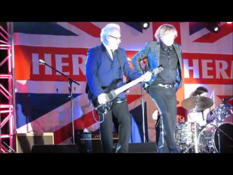 Herman's Hermits starring Peter Noone clip Peter & Billy Sullivan dancing Can't You Hear My Heartbea