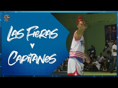 LAS FIERAS Vs CAPITANES | 1.12.19 | SERIE REGULAR | #SOGABALONCESTO