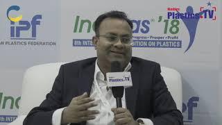 An exclusive interview with Mr. Isith Gangooly at ndPlas 2018, Kolkata. www.ModernPlastics.TV
