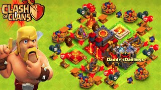 """Clash of Clans - TOWN HALL TRAP BASE! """"TROLLING TITAN'S LEAGUE!"""" We Won Before but Will We Win Again"""