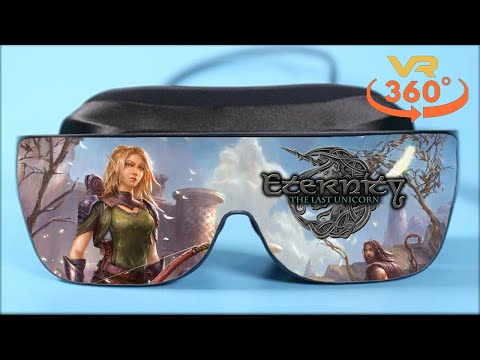 Eternity: The Last Unicorn VR 360° 4K Virtual Reality Gameplay |