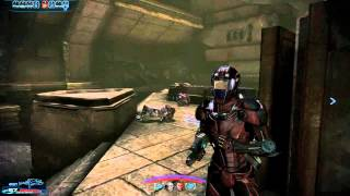 Let's Play Mass Effect 3 Mission 4 Part 1 [Gameplay HD / HQ ]
