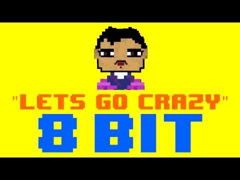 Lets Go Crazy (8 Bit Remix Cover Version) [Tribute to Prince] - 8 Bit Universe