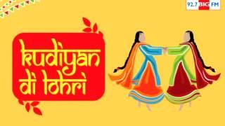 92.7 BIG FM Kudiyan di Lohri