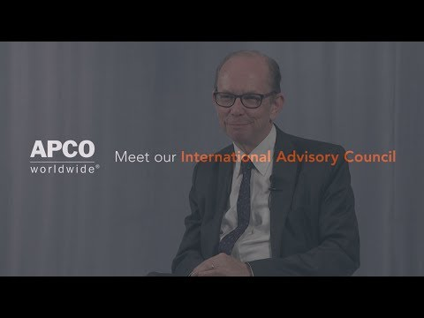 Meet the IAC: Lars Goran Johansson