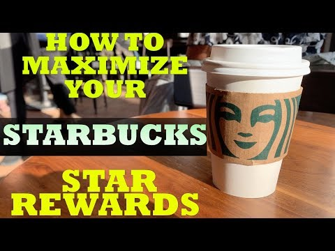 How To Maximize Your Starbucks Star Rewards | MAKE EASY