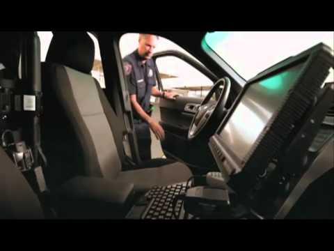 Новый Ford Explorer на службе у полиции