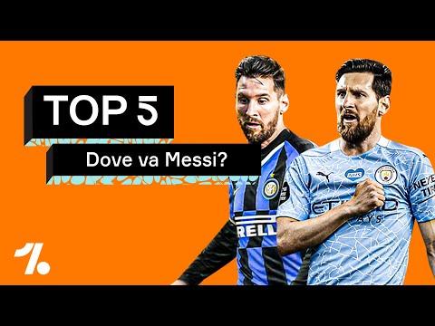 Inter, City o...? Ecco DOVE ANDRÀ Lionel Messi!