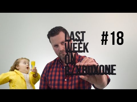 Last Week on r/Xbox One Ep 18: Gifs Galore, Black Friday, Fallout, Halo, Battlefront