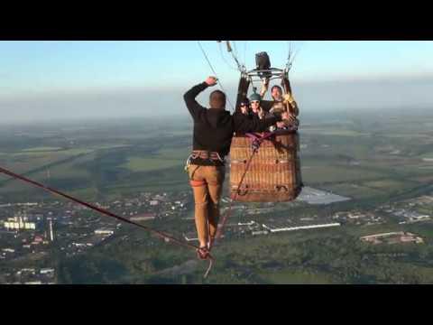 Презентация шаров Хром (Chrome balloons) в Украине (при уч .