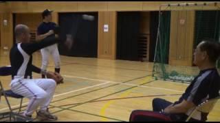 広岡達郎さん野球動画