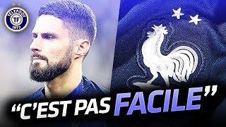 Equipe de France : Giroud en DANGER ? - La Quotidienne #549