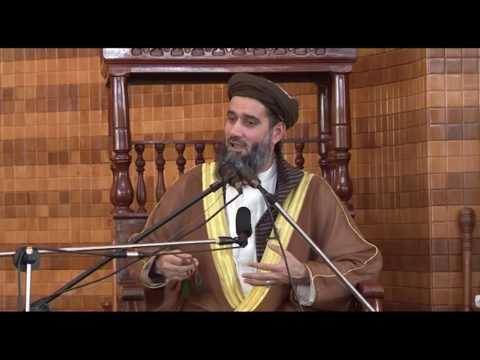 """خطبه استاد عبدالسلام """"عابد"""" - موضوع: گمان بد - Lecturer Abdul Salam Abad"""