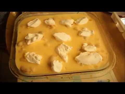 Matilda Gyongy's Trifle Recipe