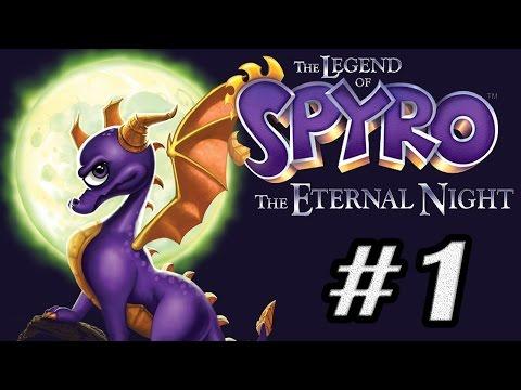 Прохождение The Legend of Spyro: The Eternal Night - #1 - Ночной сон