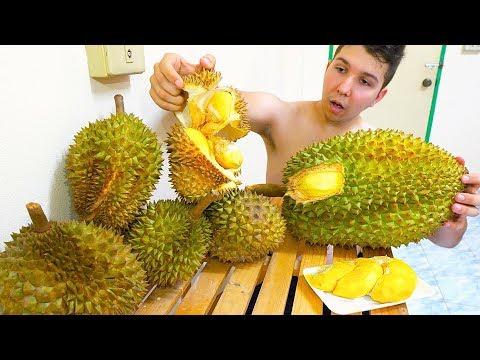 Durian • MUKBANG