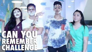 Arip-Arap - Can You Remember Challenge