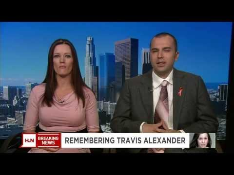 Travis Alexander's siblings Tanisha and Steven discuss being notified of his death