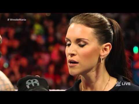 Power of ROCK Family in WWE
