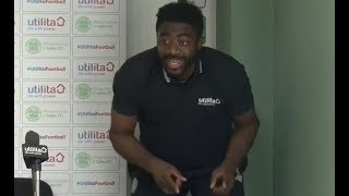 Throwback to When Kolo Toure Left Everyone in Stiches with Hilarious Press Conference Performance 🤣