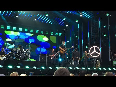 Dave Matthews Band At Jimmy Kimmel Live, Hollywood,  September 5, 2018