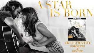 A STAR IS BORN - 4K Ultra HD - Unboxing & Review   BLURAY DAN