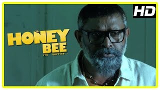 Honey Bee Malayalam Movie Scenes | Lal intro | Vijay Babu comes to meet Bhavana | Asif Ali