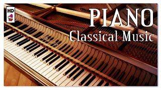 Piano Classical Music | Instrumental Soothing Focus Reading - Chopin Debussy Scarlatti