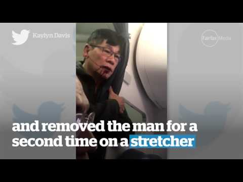 United Airlines. How to create a global PR disaster!
