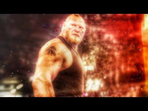 Brock Lesnar 1st