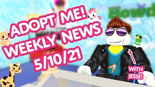 NEW TOY SHOP! 🌟🏪 LEAH ASHE CATCHES A COPYCAT! 😱Weekly News 5/10👁‍🗨 Adopt Me! on Roblox