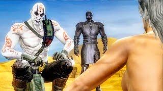 How Shang Tsung Died Scene - Mortal Kombat 11 u0026 Mortal Kombat 9