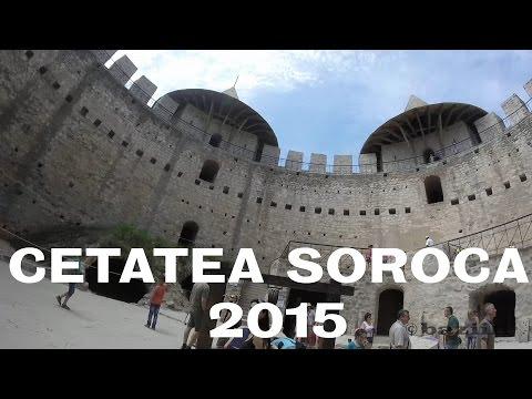 Cetatea Soroca -