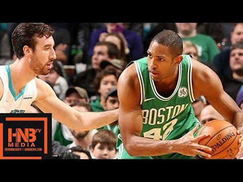 Boston Celtics vs Charlotte Hornets Full Game Highlights / Week 11 / Dec 27
