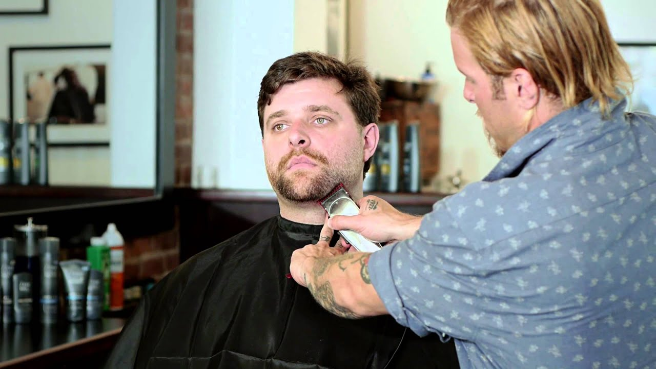Ideas for Trimming Facial Hair : Men's Grooming - YouTube