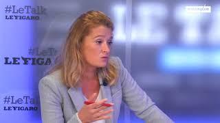 Olivia Grégoire :  «On est le budget des actifs, des gens qui travaillent»