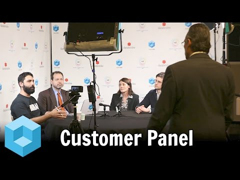 Customer Panel – Spark Summit East 2016 – #SparkSummit – theCUBE