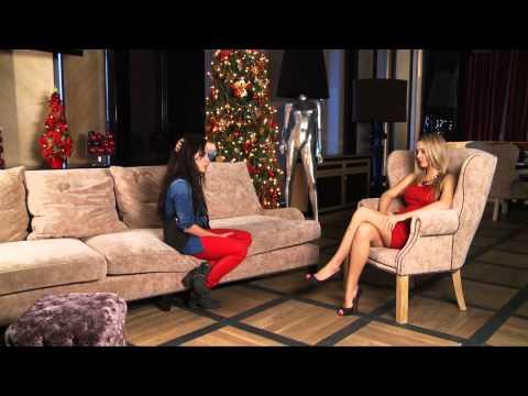 Мария Булавина Разговор на диване в гостях Светлана Светикова