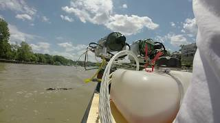 The Jet Canoe Returns! Double the power