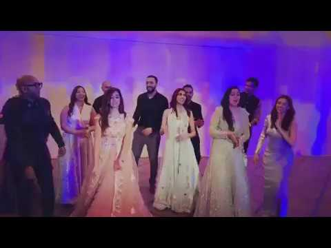 Gud Naal Ishq Mitha Performance On Neeti Mohan Wedding
