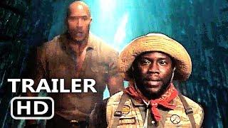 JUMANJI 2 First Minutes ! (2017) New Clips, Dwayne Johnson Adventure Movie HD