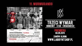 11. Trzeci Wymiar - Murmurando (prod. Dj Creon, cuty: Dj Creon, gitara: Maciej Kozak)