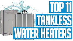 Best Tankless Water Heaters 2019 | TOP 11 Tankless Water Heater 🌟
