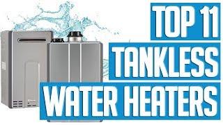 Best Tankless Water Heaters 2019 | TOP 11 Tankless Water Heater 🌟