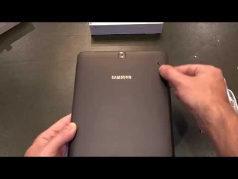 Samsung Galaxy Tab S2 9.7 Unboxing
