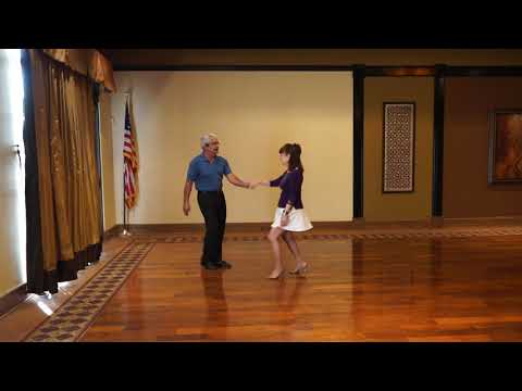 East Coast Swing Beginner Lesson #4