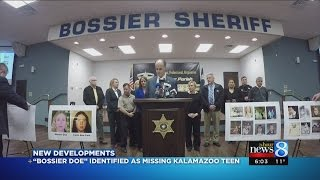 Body found in Louisiana in 1981 is missing Kzoo teen